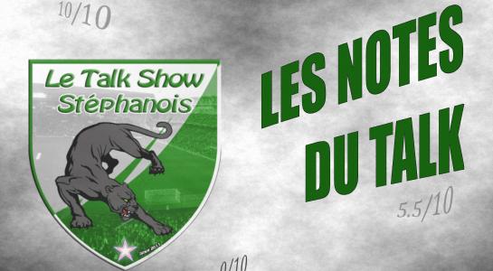 Les mauvaises notes méritées des Verts après la défaite contre La Gantoise