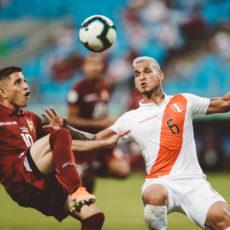 Match nul pour le Pérou de Miguel Trauco