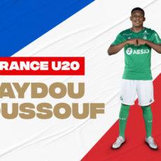 Équipe de France U20: Zaydou Youssouf sélectionné