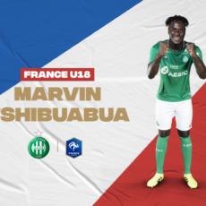 U18: Marvin Tshibuabua disputera la Coupe du monde