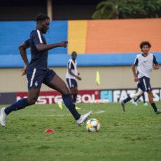 U18: les Bleuets de Marvin Tshibuabua enchaînent au mondial