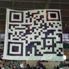 Un QR code en Sud pour dénoncer la «MAFIA UEFA»