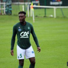 Marvin Tshibuabua qualifié avec la France pour les huitièmes de finale