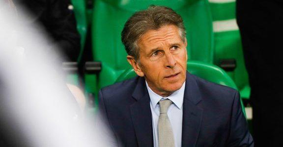 ASSE: Puel tire la sonnette d'alarme en Europa League