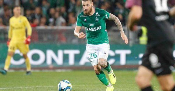 ASSE : Debuchy salue la «grosse force de caractère» face au FC Nantes