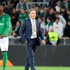 ASSE : Claude Puel déjà dans l'histoire du club