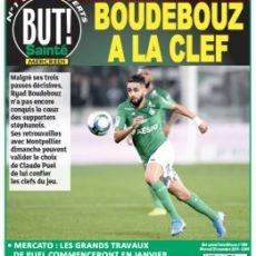 ASSE: Boudebouz confirme, les Verts ne se la coulent plus douce!