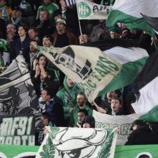 ASSE: rixes entre supporters avant le choc face à Oleksandria