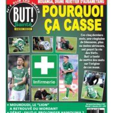 ASSE : certaines attitudes des Verts ne passent pas à Reims