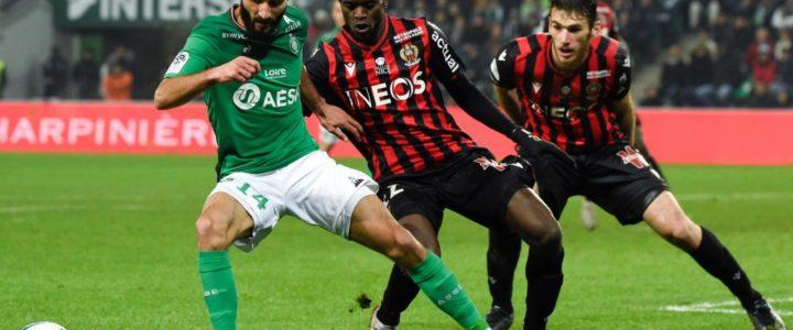 Les notes des Verts après le succès face à Nice