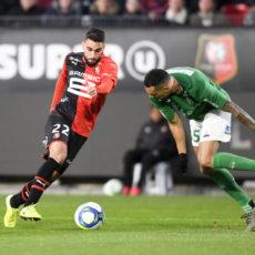 Résultat Ligue 1 : le Stade Rennais arrache la victoire face à l'ASSE (2-1)