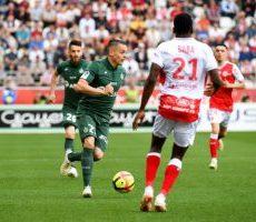 Stade de Reims : les Verts arrivent, David Guion n'en mène pas large