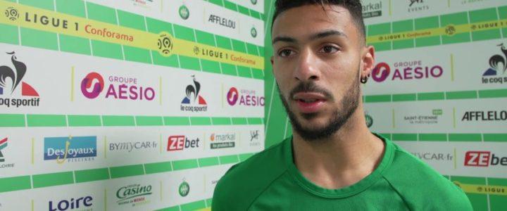 Denis Bouanga : «Notre match le plus abouti»