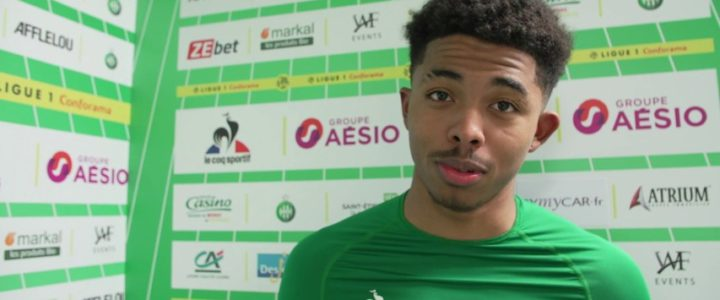 Wesley Fofana : «Marquer ici, il n'y a pas mieux»