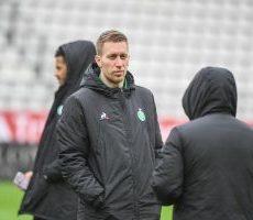 ASSE: derby, supporters… Le joli message d'adieu de Robert Beric aux Verts