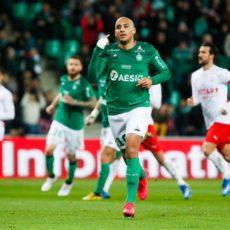 AS St-Etienne – Nîmes : 2-1