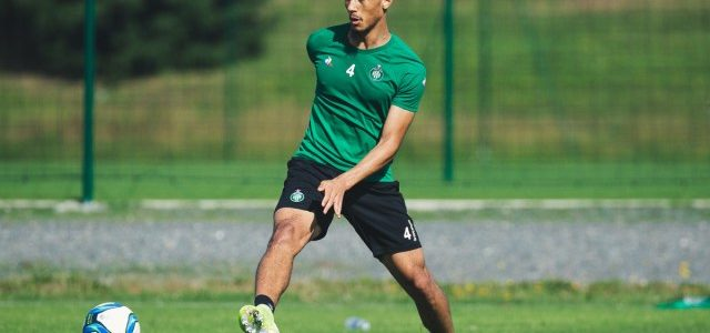 William Saliba enfin de retour à l'Etrat