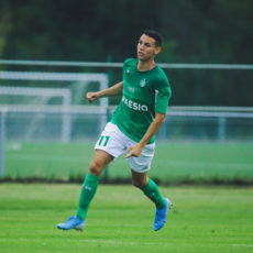 N2: les Verts gardent le rythme en affrontant Clermont