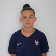 U19: Adeline Coquard dans le groupe France