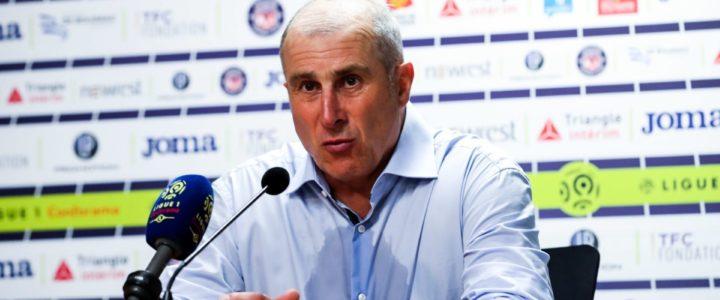 Alain Casanova : «Je m'attends à un très très gros match !»