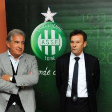 ASSE : Caïazzo et Romeyer doivent démissionner, il exige des têtes !