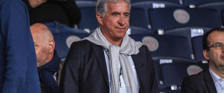 ASSE : Sainté est moins riche que le PSG, l'OL et l'OM, Caïazzo s'en fout