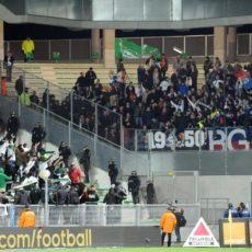 Les supporters lyonnais encore privés de derby !