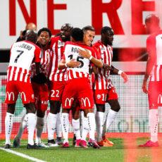 [EN IMAGES] Vagner Dias et Makhtar Gueye scorent pour Nancy !