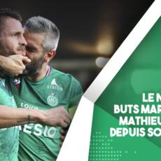 Mathieu Debuchy, le défenseur buteur!