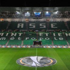 Le groupe stéphanois pour affronter Wolfsburg