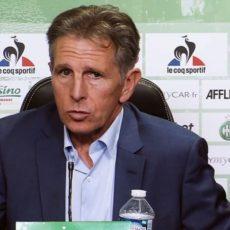 Claude Puel : «Que cette équipe joue le Derby avec beaucoup de liberté, qu'elle se lâche !»