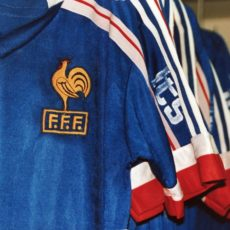 Un stéphanois brille encore avec l'équipe de France