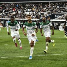 ASSE: son penalty à Bordeaux, l'effet Puel et la remontée des Verts au classement… Denis Bouanga savoure