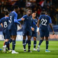 Youssouf et Nordin titulaires face à la Suisse