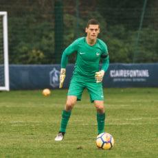 U19: victoire et clean sheet pour les Bleuets de Stefan Bajic