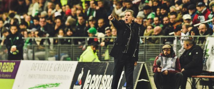 Claude Puel: «Pas un match de tout repos»