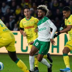 Ligue 1 : les Verts sur le podium, Montpellier à la relance
