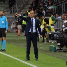 Der Zakarian : «Faire chuter Saint-Etienne»