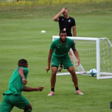 Moukoudi toujours sur la touche avec le Cameroun