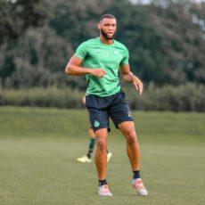 Moukoudi n'a pas joué avec le Cameroun