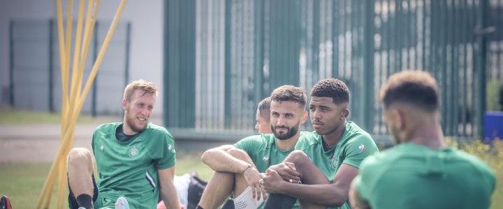 Mercato : Des clubs de Ligue 1 et Ligue 2 craquent pour un jeune stéphanois ?
