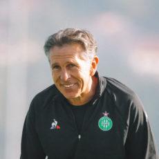 Puel : «On joue une demi-finale contre La Gantoise»