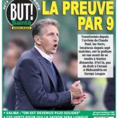 ASSE – L'analyse de Laurent Hess: «Un mois plus tard, les Verts sont au pied du podium!»