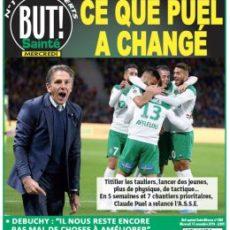 ASSE: nouvelle star des Verts, Denis Bouanga ne prend pas la grosse tête