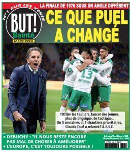 FC Nantes – ASSE (2-3): Claude Puelmet en avant la qualité n°1 de ses Verts
