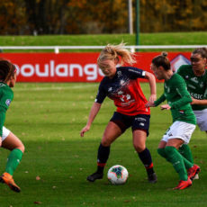 D2F: les Vertes freinées à Lille