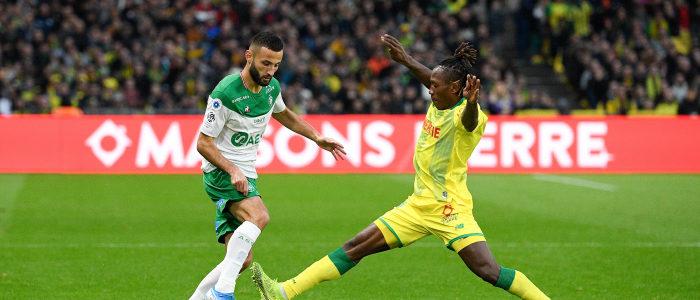 FC Nantes-ASSE (2-3): les notes du match pour les Verts