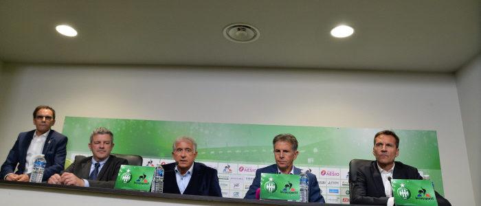 ASSE : son duo avec Puel, les résultats, le FC Nantes… Jacky Bonnevay se livre