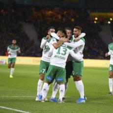 Résultats L1: l'ASSE s'impose à Nantes (3-2), le MHSC tranquille (3-0)