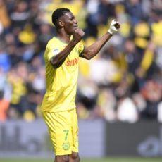 Résultats L1 : le FC Nantes déchaîné, Rennes verni… tous les scores à la mi-temps